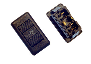 4910-10-201   ILLUMINATED ROCKER SWITCH