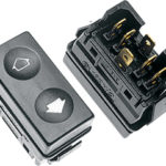 4920-10-269  STYLE ILLUMINATED ROCKER SWITCH