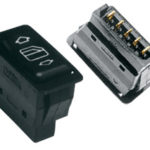 4940-10-221   DOUBLE SWITCH STYLE ILLUMNATED ROCKER SWITCH