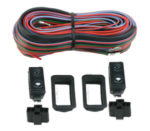 4980-21-007  UNIVERSAL STYLE 2 DOOR ILLUMINATED 2 SWITCH KIT