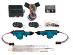 95120 COMBINATION MES 2 DOOR POWER DOOR LOCK KIT AND 95121 3 CHANNEL KEYLESS ENTRY.