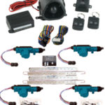 95135 4 DOOR MES LOCK KIT LK01-50-123 WITH 95430 STANDARD ALARM