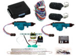 95150 2 DOOR LOCK KIT WITH 99925 12 CHANNEL KEYLESS ENTRY & TK01-00-001 TRUNK KIT