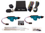 95171 2 DOOR MES LOCK KIT LK01-10-122 WITH 99900 4 CHANNEL KEYLESS ENTRY