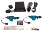 95181 2 DOOR MES LOCK KIT LK01-10-122 WITH 99910 6 CHANNEL KEYLESS ENTRY