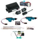 Power Door Lock & Trunk Pop Kits