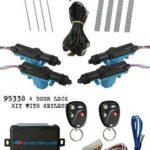 Jeep - 4 Door Lock Kits