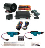 95341 2 Door Jeep Lock kit with Keyless and Remote Start