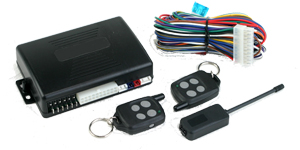 95600 STAND ALONE REMOTE ENGINE STARTER SYSTEM WITH KEYLESS ENTRY
