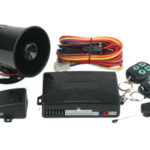 95700 FULL FEATURED AUTOMOTIVE SECURTIY SYSTEM AND REMOTE STARTER