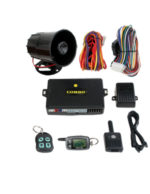 95730 TWO WAY FULL-FEATURED AUTOMOTIVE SECURITY SYSTEM AND REMOTE STARTER.