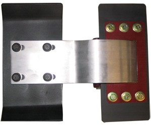 99640 EX-LARGE SUICIDE HINGE KIT, WITH MTG. PLATES