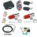 99855 HEAVY DUTY 45LB SHAVED HANDLE KIT WITH 16 CHANNEL KEYLESS ENTRY