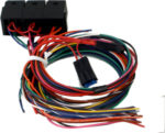 99933 UNIVERSAL SHAVED HANDLE WIRING HARNESS