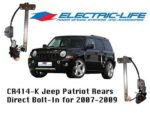 CR414-K JEEP PATRIOT 2007-2014 4 DOOR REARS