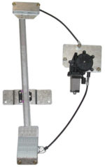 FD46-K    2 DOOR FRONT KIT CONTAINS 2 COMPLETE REGULATORS WITH MOTORS ATTACHED