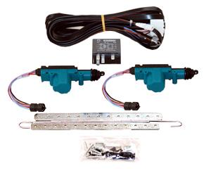 LK01-10-122 - MES 2 DOOR POWER DOOR LOCK KIT