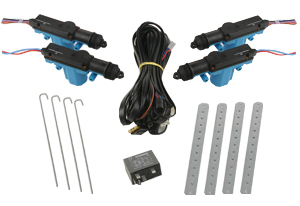 LK01-50-123 MES 4 DOOR POWER DOOR LOCK KIT
