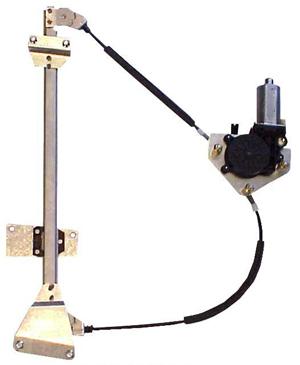 MI32-K   FRONT DOOR POWER WINDOW KIT