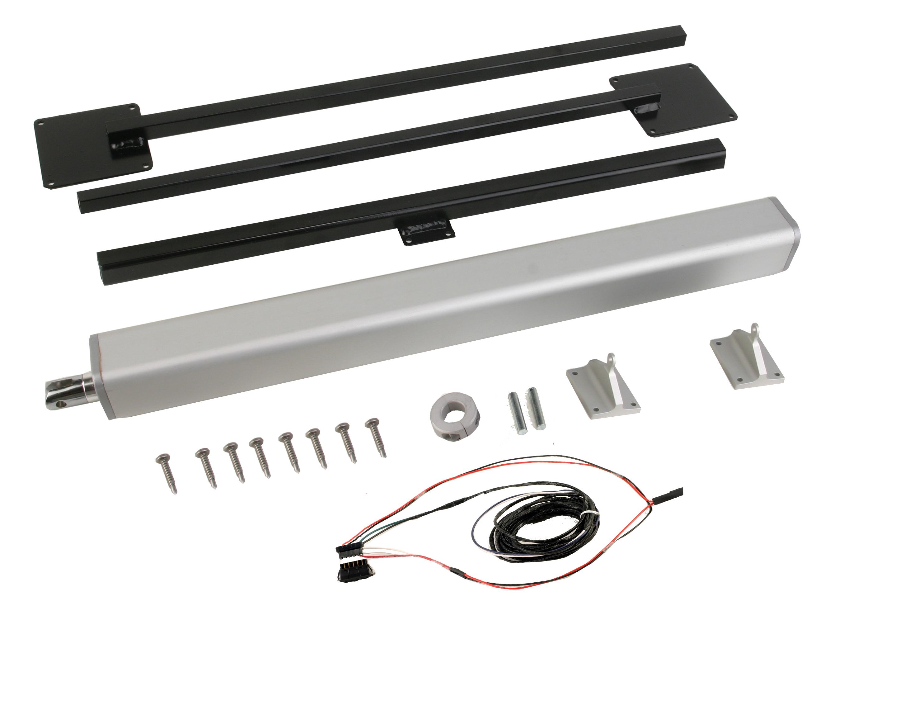Universal Power Window Switch Wiring Kiton Ignition Switch Actuator Rod