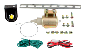 TK01-00-001 - POWER TRUNK LOCK KIT