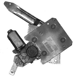 TY62-K    4-DOOR REAR POWER WINDOW KIT