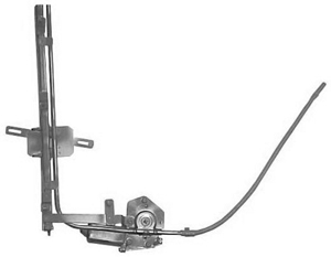 TY64-K   4-DOOR FRONT POWER WINDOW KIT