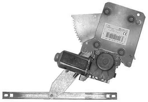 TY84-4095   4-DOOR REAR POWER WINDOW KIT