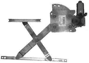 TY88-K    2-DOOR FRONT POWER WINDOW KIT