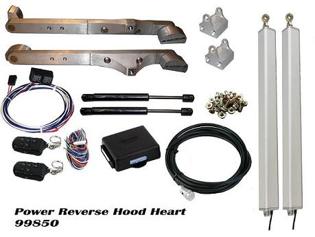 99850 POWER REVERSE HOOD KIT