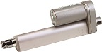 98202 - 300 LB. LINEAR ACTUATOR WITH 2- INCH STROKE 6-3/4 INCHES AND A EXTENDED LENGTH OF 8-3/4 INCHES